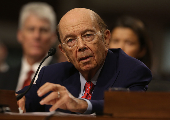 Wilbur Ross「Confirmation Hearing Held For Trump's Pick To Become Commerce Secretary Wilbur Ross」:写真・画像(4)[壁紙.com]