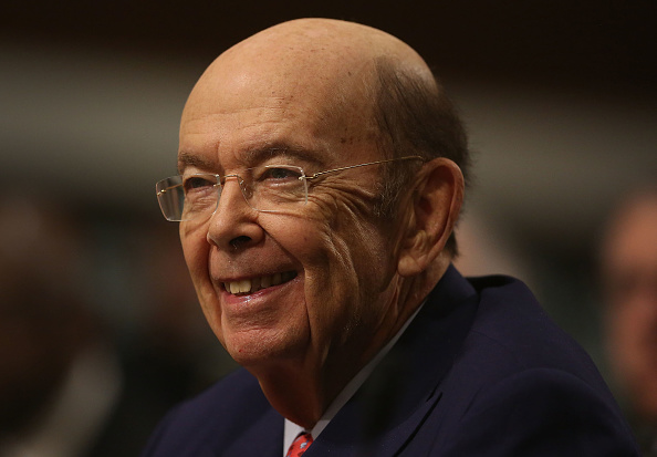 Wilbur Ross「Confirmation Hearing Held For Trump's Pick To Become Commerce Secretary Wilbur Ross」:写真・画像(7)[壁紙.com]