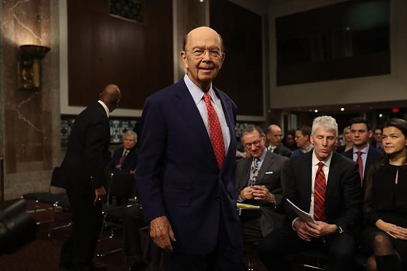 Wilbur Ross「Confirmation Hearing Held For Trump's Pick To Become Commerce Secretary Wilbur Ross」:写真・画像(5)[壁紙.com]