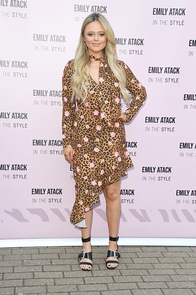 Emily Atack「Emily Atack At 'In The Style' Clothing Collection Launch」:写真・画像(12)[壁紙.com]