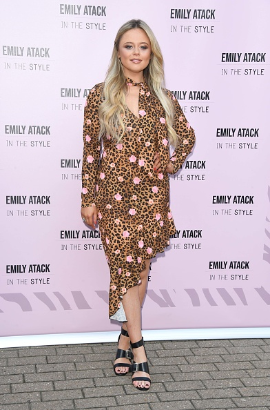 Emily Atack「Emily Atack At 'In The Style' Clothing Collection Launch」:写真・画像(1)[壁紙.com]