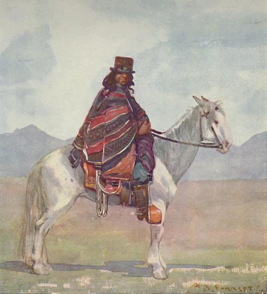 Tradition「An Araucanian Indian」:写真・画像(12)[壁紙.com]