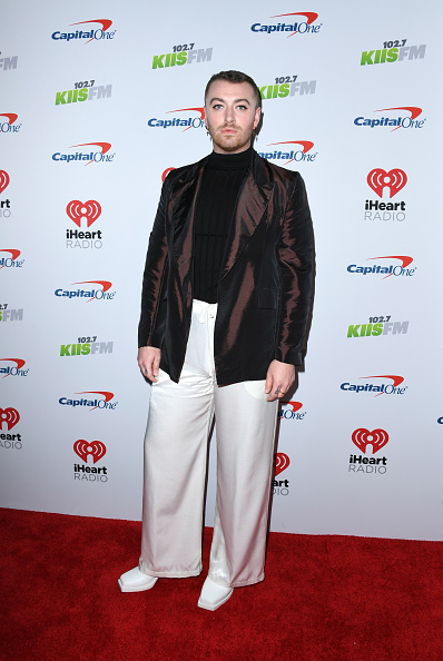 Facial Hair「KIIS FM's Jingle Ball 2019 Presented By Capital One At The Forum - Arrivals」:写真・画像(15)[壁紙.com]