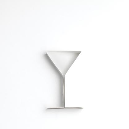 Paper Craft「Origami cocktail glass」:スマホ壁紙(7)