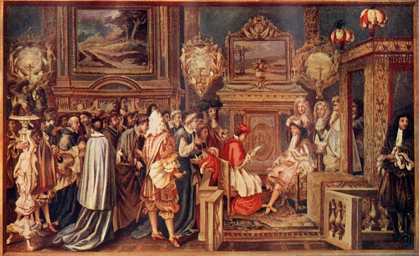 Louis XIV Of France「The Sun King Louis Xiv」:写真・画像(1)[壁紙.com]