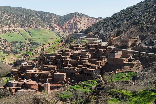 Atlas Mountains「Morocco, village near Marrakesh」:スマホ壁紙(10)