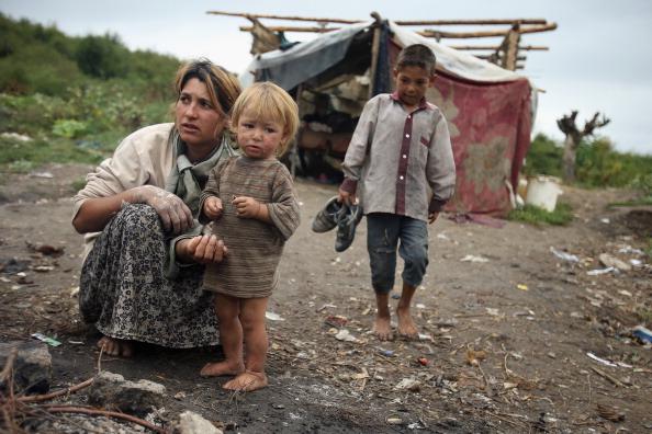 ジプシー「Roma Communities Struggle Against Abject Poverty」:写真・画像(6)[壁紙.com]