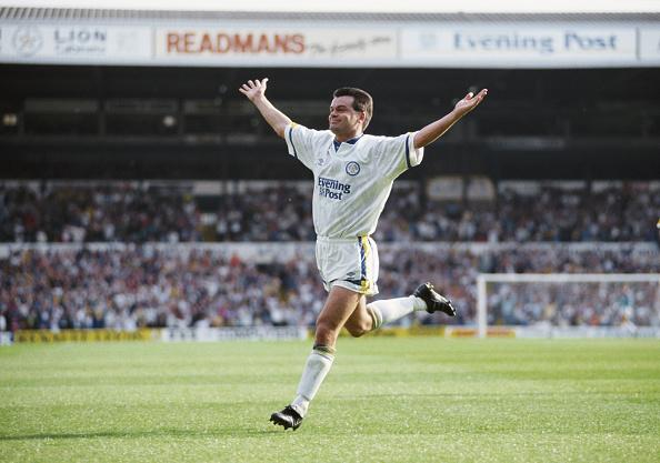 スポーツリーグ「Steve Hodge Leeds v Liverpool 1991」:写真・画像(15)[壁紙.com]