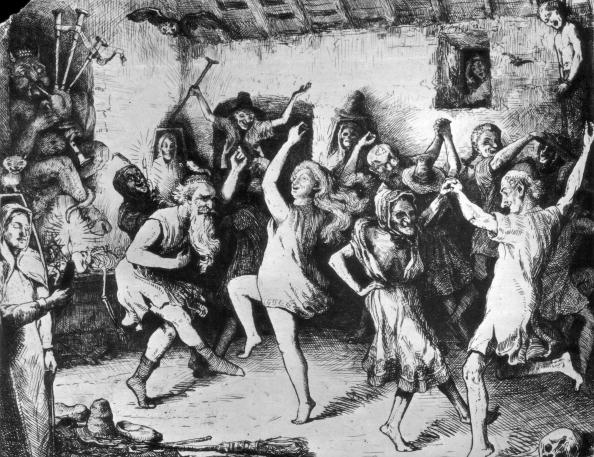 17th Century「Witches Sabbat」:写真・画像(2)[壁紙.com]
