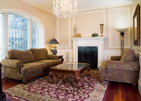 Victorian Style「Formal Sitting Room」:スマホ壁紙(5)