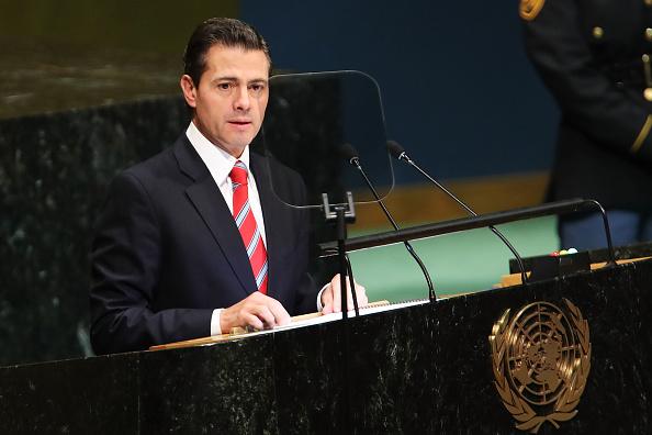 Enrique Pena Nieto「World Leaders Address The United Nations General Assembly」:写真・画像(2)[壁紙.com]