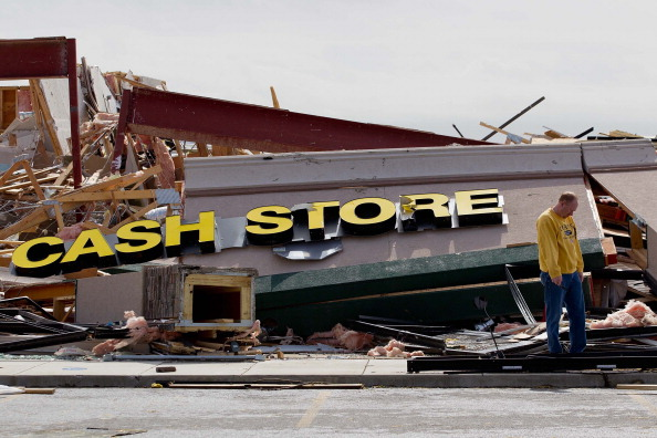 Extreme Weather「Series Of Tornadoes Touch Down Throughout Midwest」:写真・画像(5)[壁紙.com]