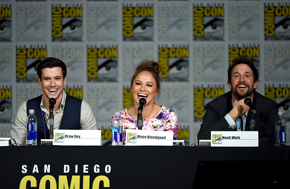 "San Diego County「Comic-Con International 2015 - ""Falling Skies"" The Final Farewell」:写真・画像(2)[壁紙.com]"