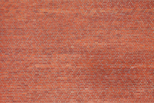 Abstract Backgrounds「Large Brick Wall」:スマホ壁紙(14)