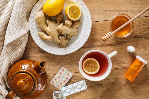Ginger - Spice「Natural remedies for flu」:スマホ壁紙(2)