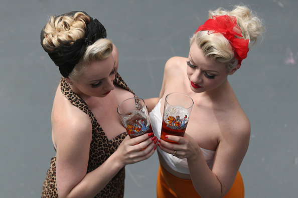 Olympia Exhibition Hall「Real Ale Enthusiasts Flock To The CAMRA Great British Beer Festival」:写真・画像(5)[壁紙.com]