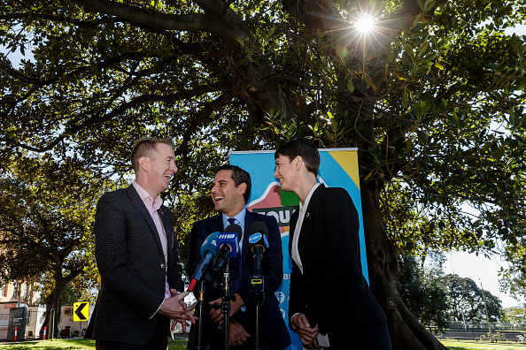 Press Conference「The Equality Campaign Holds Media Conference On Dean Smith's Marriage Equality Bill」:写真・画像(19)[壁紙.com]