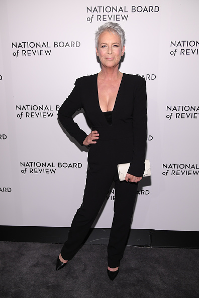 Looking Over「The National Board Of Review Annual Awards Gala - Arrivals」:写真・画像(7)[壁紙.com]