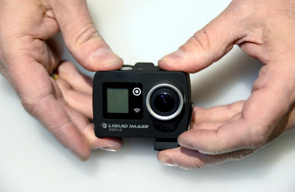Wearable Camera「Newest Innovations In Consumer Technology On Display At 2014 International CES」:写真・画像(12)[壁紙.com]