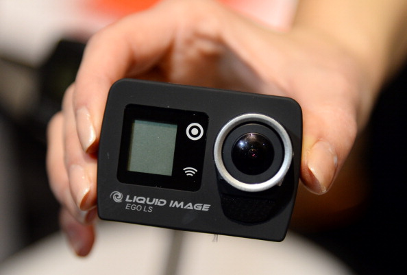 Wearable Camera「Newest Innovations In Consumer Technology On Display At 2014 International CES」:写真・画像(14)[壁紙.com]