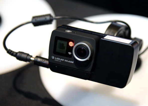 Wearable Camera「Newest Innovations In Consumer Technology On Display At 2014 International CES」:写真・画像(13)[壁紙.com]