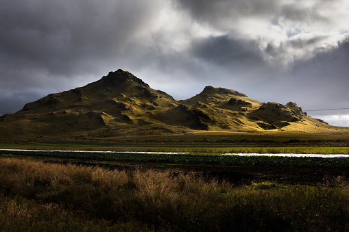 Wilderness Area「Beautiful landscape of nature in Southern Iceland.」:スマホ壁紙(15)