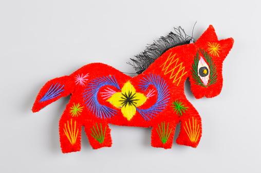 Cartoon「Horse」:スマホ壁紙(1)