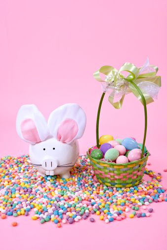 Easter Basket「Disguised as the Easter Bunny」:スマホ壁紙(5)