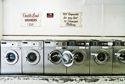 Washing「Washing machines」:スマホ壁紙(9)