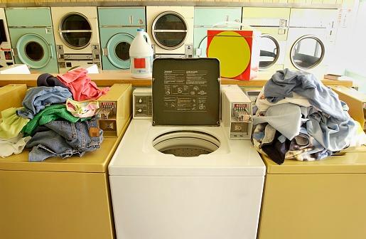 Archival「Washing Machines and Laundry」:スマホ壁紙(19)