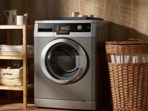 美しさ「洗濯機」:スマホ壁紙(18)