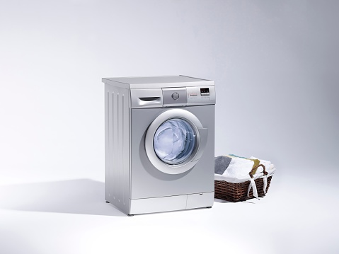 Single Object「Washing machine」:スマホ壁紙(4)