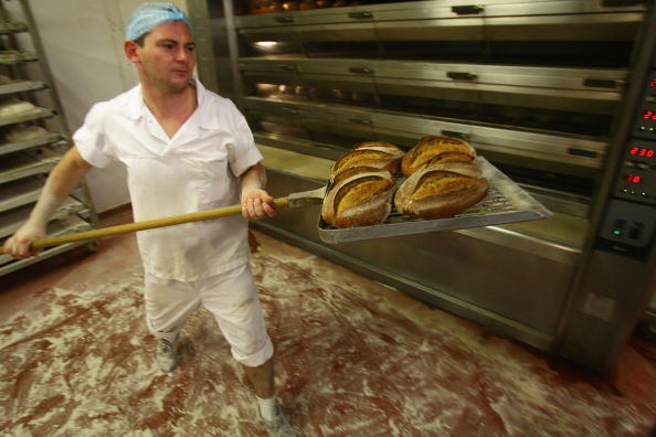 Loaf of Bread「Bakeries Feel The Pinch With Rising Costs Of Wheat」:写真・画像(1)[壁紙.com]