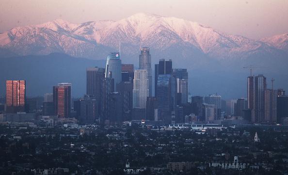 Urban Skyline「Heavy Winter Precipitation In California Significantly Reduces Drought」:写真・画像(10)[壁紙.com]