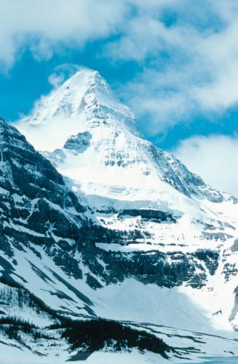 Mt Assiniboine「Snow-Capped Mountain - Rockies, Mount Assiniboine」:スマホ壁紙(8)