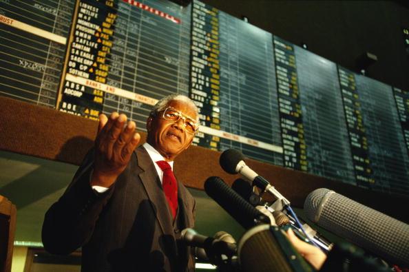 Tom Stoddart Archive「Nelson Mandela」:写真・画像(0)[壁紙.com]