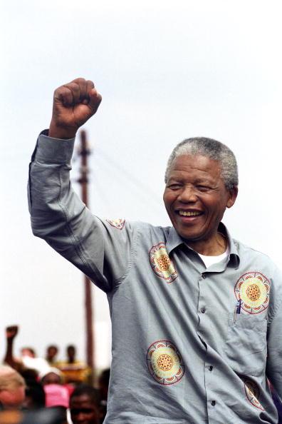 Shirt「Nelson Mandela...」:写真・画像(4)[壁紙.com]