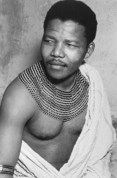 Portrait「Nelson Mandela, activist against Apartheid, here in his youth c. 1950」:写真・画像(14)[壁紙.com]