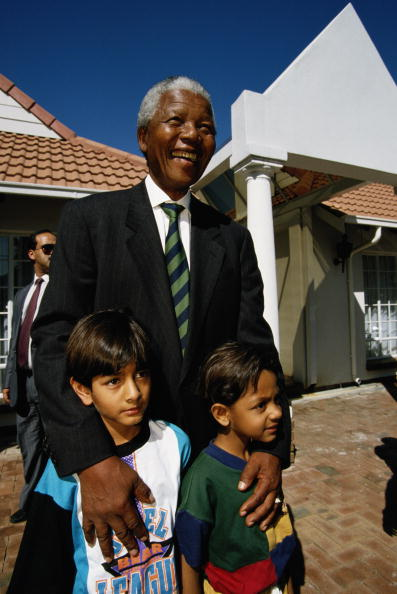 Tom Stoddart Archive「Vote Mandela」:写真・画像(4)[壁紙.com]