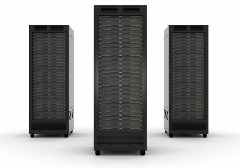 Network Server「Rack of High Performance Servers」:スマホ壁紙(8)