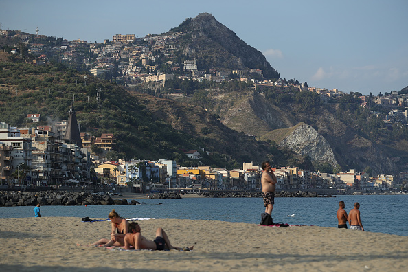 Sicily「Sicily Prepares For G7 Summit」:写真・画像(0)[壁紙.com]