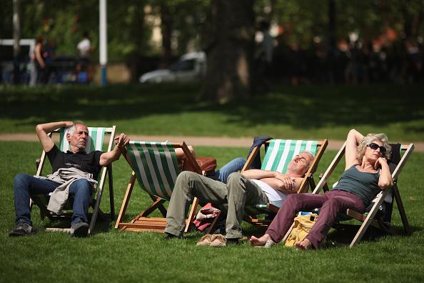 太陽の光「Summer Arrives In London」:写真・画像(1)[壁紙.com]