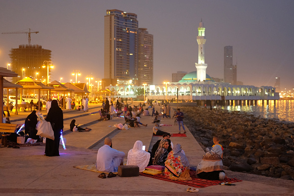 Jiddah「Daily Life As Reforms Signal A New Era In Saudi Arabia」:写真・画像(7)[壁紙.com]