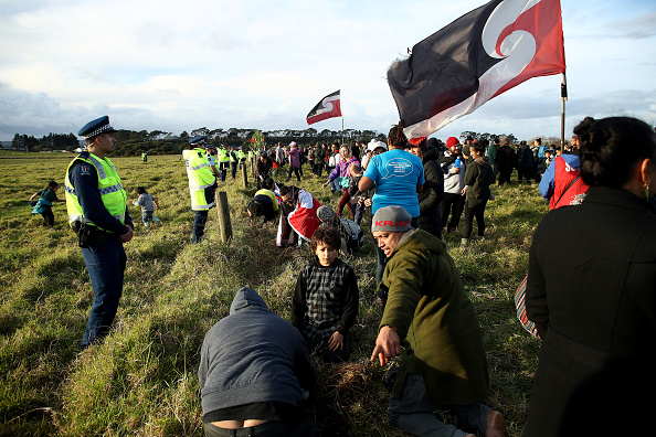 Auckland「Supporters Gather At Ihumātao As Protest Continues」:写真・画像(11)[壁紙.com]