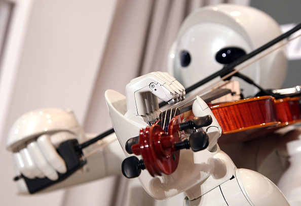 Violin「Toyota Launches New Robot Technology」:写真・画像(16)[壁紙.com]