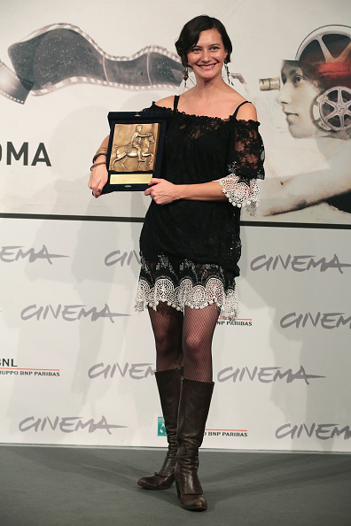 Scalloped - Pattern「Award Winners Photocall - The 7th Rome Film Festival」:写真・画像(19)[壁紙.com]