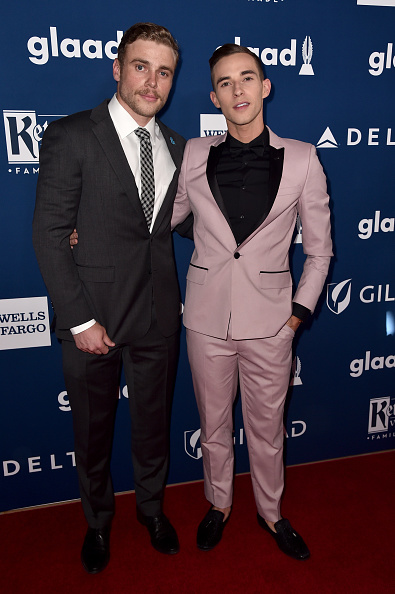 Adam Rippon「29th Annual GLAAD Media Awards - Arrivals」:写真・画像(6)[壁紙.com]