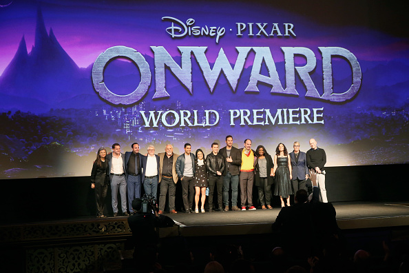 Pixar「World Premiere of Disney and Pixar's ONWARD」:写真・画像(13)[壁紙.com]