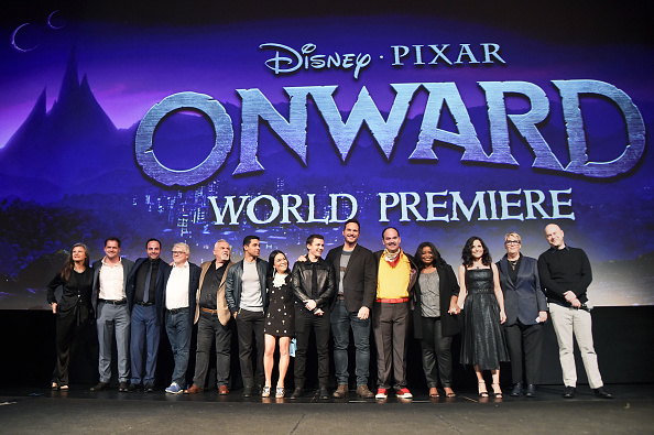 Pixar「World Premiere of Disney and Pixar's ONWARD」:写真・画像(3)[壁紙.com]