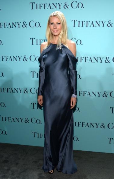 ドレス「Tiffany & Co. Celebrates Its Blue Book Ball At Rockefeller Center In New York City」:写真・画像(8)[壁紙.com]